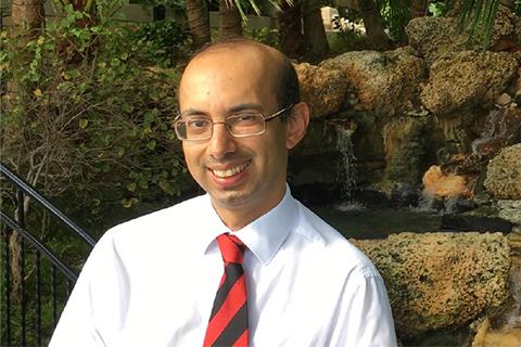 Sharan Majumdar
